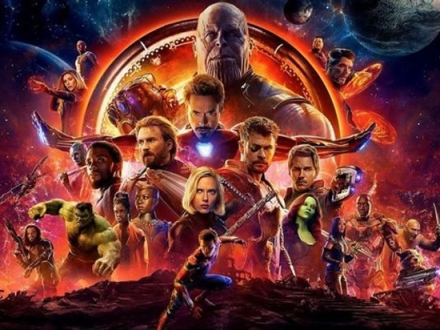 Qual a idade dos atores e atrizes da Marvel em 2020?