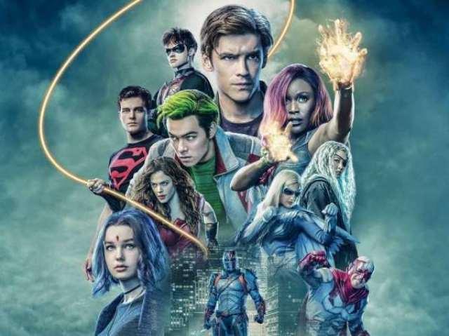 Qual personagem da série Titans você seria?