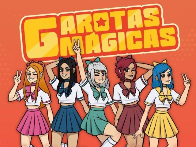 Descubra qual das garotas mágicas você é!