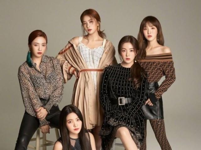Quem seria sua melhor amiga no Red Velvet!?