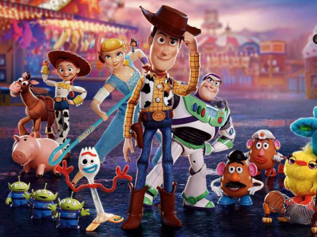 Quem você seria em Toy Story?
