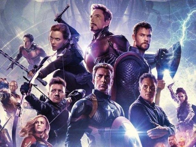 Você sabe o nome dos atores e atrizes da Marvel?