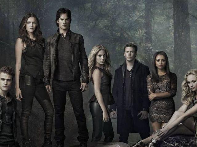 Como seria o seu triângulo amoroso em The Vampire Diaries?