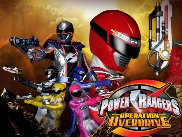 Quem você é em Power Rangers Operação Ultraveloz?
