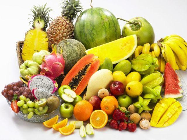Que fruta vc seria?