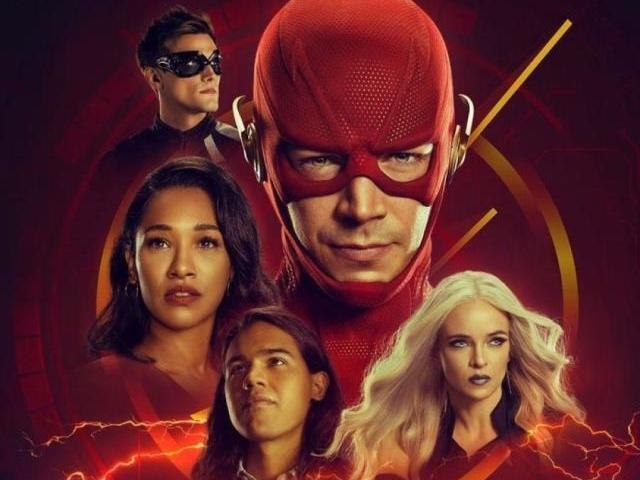 Você sabe o nome dos atores de Flash?