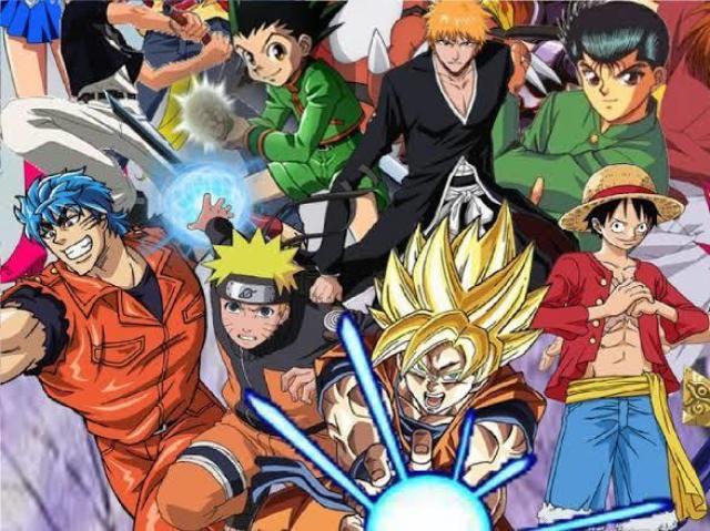 Qual protagonista de anime você é?