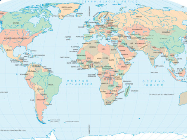 Será que você entende sobre geografia?