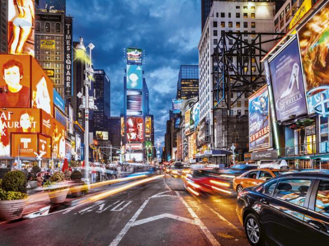 RPG: Minha Vida Em Nova York. Pt. 1