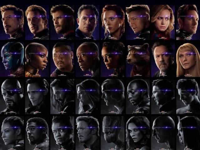 Você sabe qual é a altura dos atores e atrizes da Marvel?