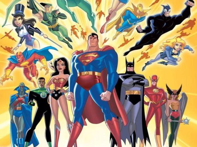 Qual herói da Liga da Justiça eu seria?