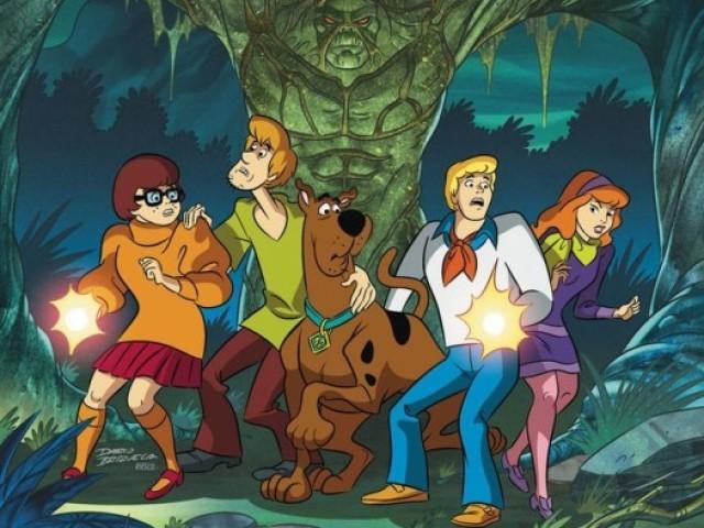 Você consegue adivinhar qual é o filme do Scooby Doo pela imagem?