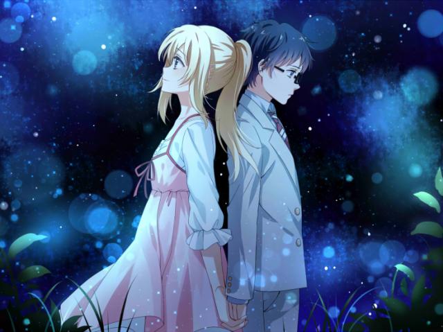 Quem seria sua namorada dos animes?