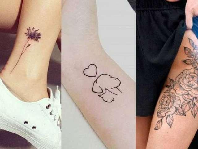 Qual seu estilo de tatuagem?