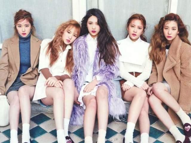 Red Velvet: Dia no shopping
