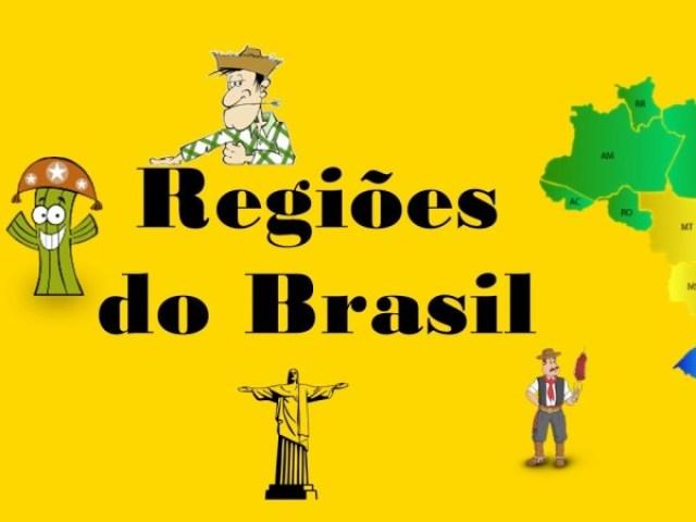 Você sabe onde fica os estados do Brasil?