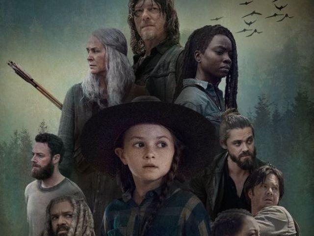Qual personagem de The Walking Dead você seria?