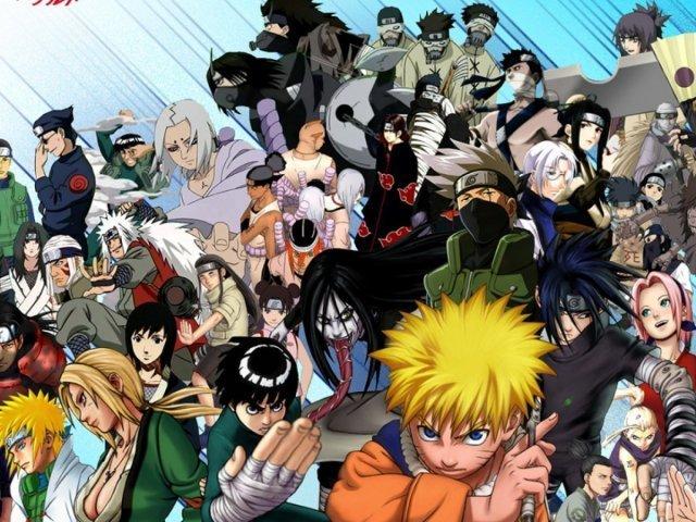 Quem você seria de Naruto Clássico?