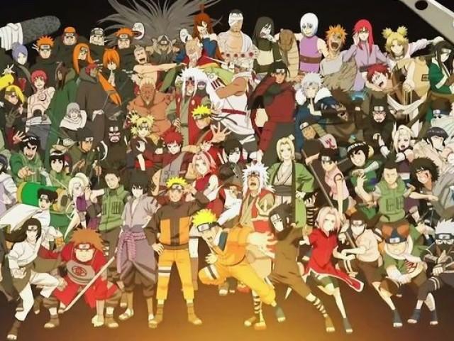Começa sua jornada ninja- PARTE I