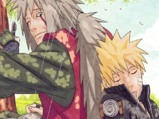 Você é realmente um grande fã de Naruto?