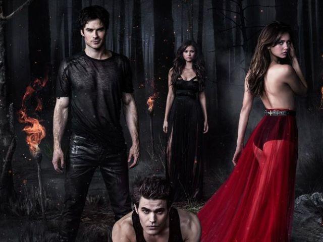 Quem você seria em The Vampire Diaries?
