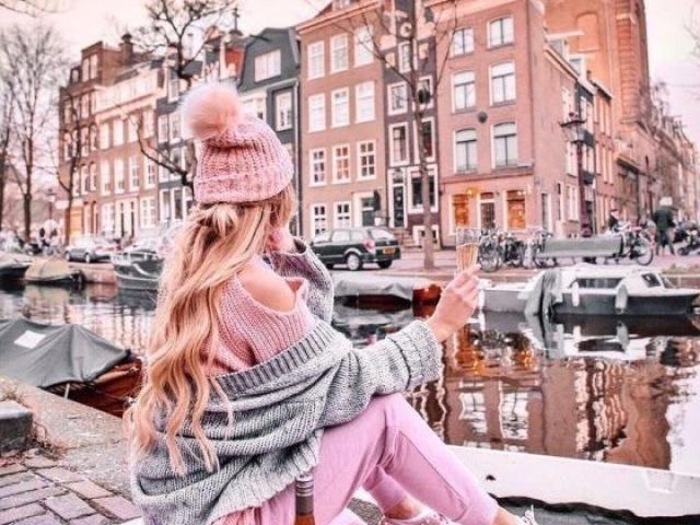 Construa sua vida pink e descubra que tipo de patricinha você é!