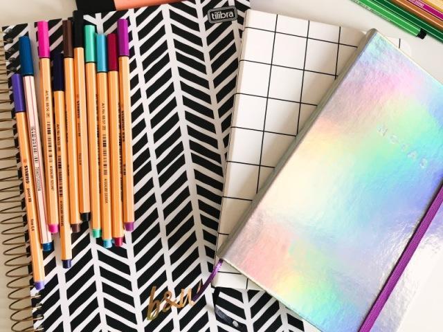 Material escolar 2020