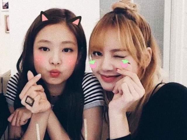 Quem serias: Jennie ou Lisa?