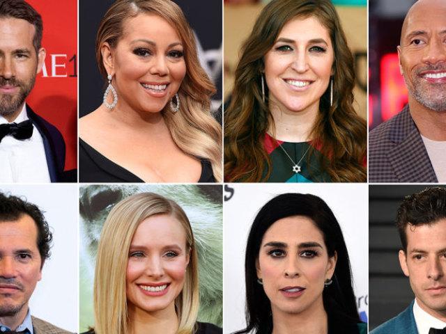Será que você consegue acertar a cidade de nascimento dessas celebridades?