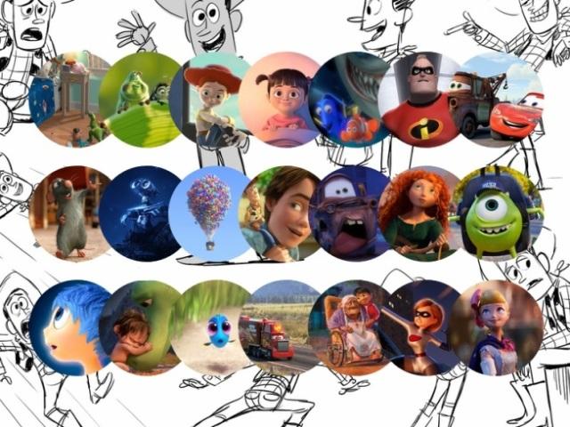 Você realmente conhece os filmes da Pixar?