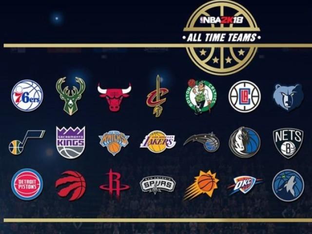 Qual é o seu time da NBA