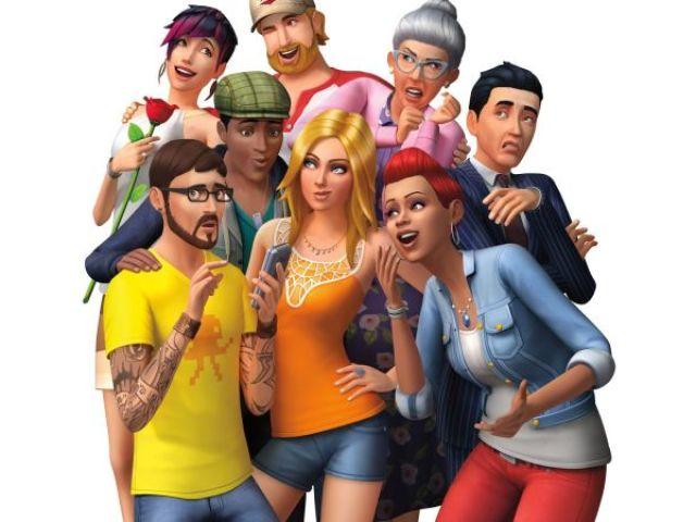 Você conhece todos os The sims?