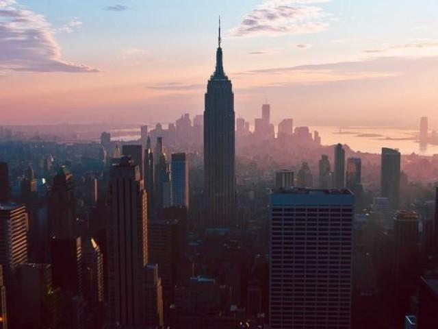 Nova vida em New York