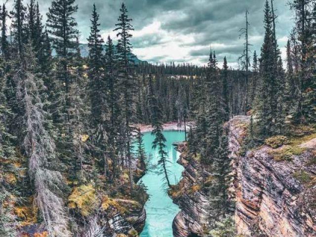 Quiz RPG: Aventura no Canadá (Part.1)