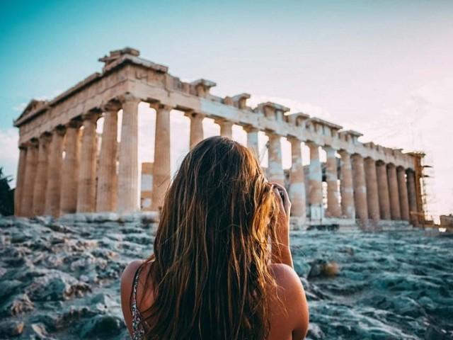 Monte sua sessão de fotos na Grécia!