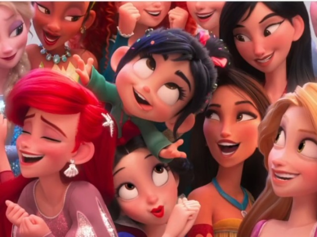 💜Qual princesa da Disney você seria? 💜