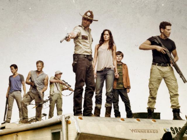 Você realmente conhece a série The Walking Dead?