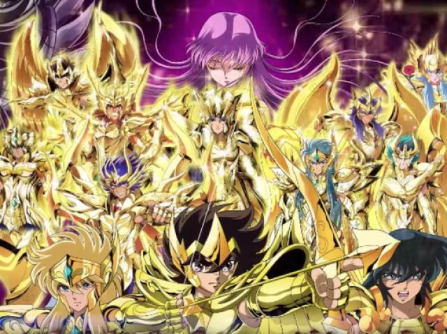 Cavaleiros do Zodíaco: Qual cavaleiro de ouro você seria?