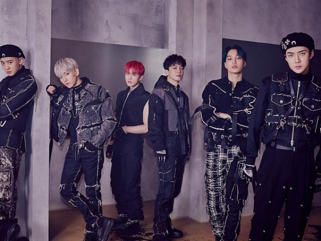 Você conhece o grupo E X O?