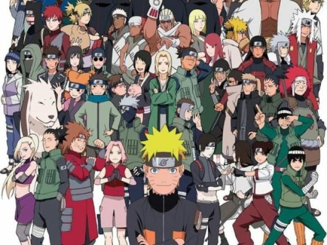 Quiz de Naruto difícil