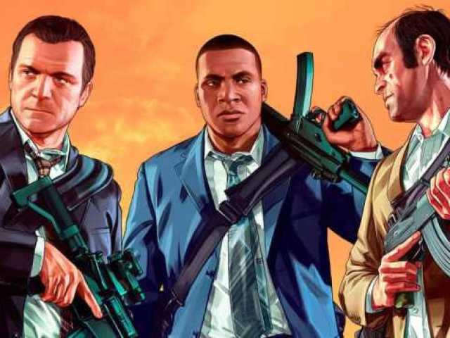 Quem seria você em GTA 5?