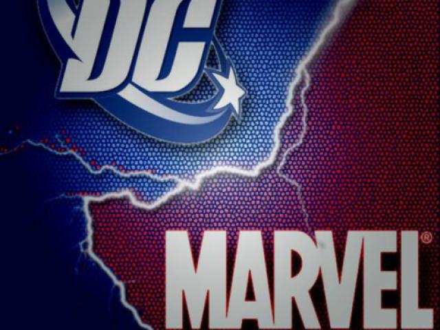 DC vs MARVEL vc escolhe