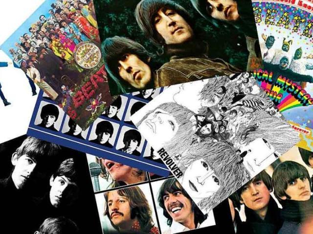 Qual álbum dos Beatles você seria?