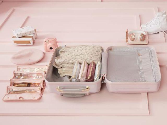 Monte sua mala e diremos para qual continente você deveria viajar!