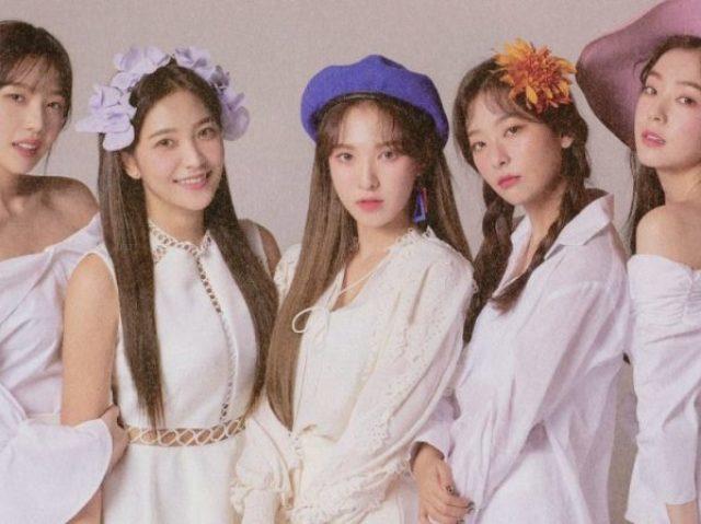 Monte o seu look e descubra qual menina do Red Velvet namoraria com você!