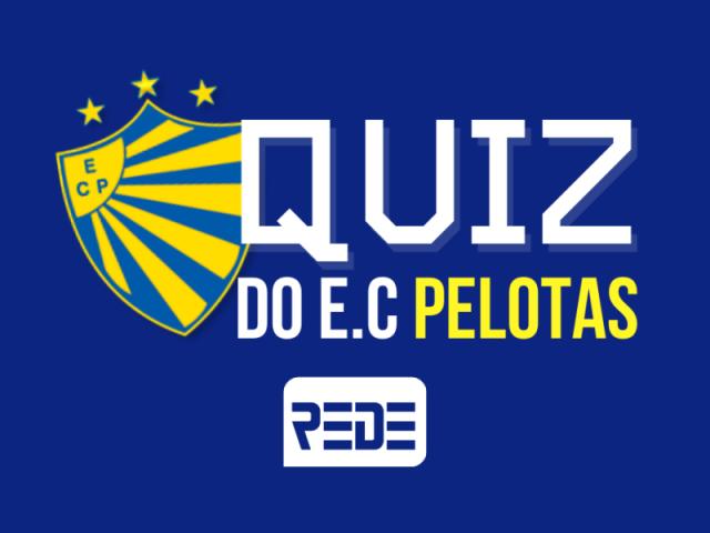 Quiz do Esporte Clube Pelotas | Rede Esportiva