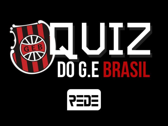 Quiz do Grêmio Esportivo Brasil | Rede Esportiva