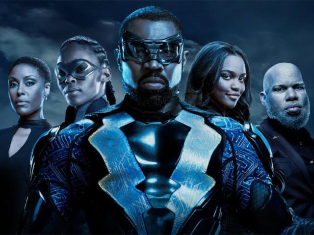 O quanto você sabe sobre a série Raio Negro/Black Lightning?