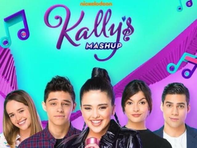 Quem seria você em Kally's Mashup?