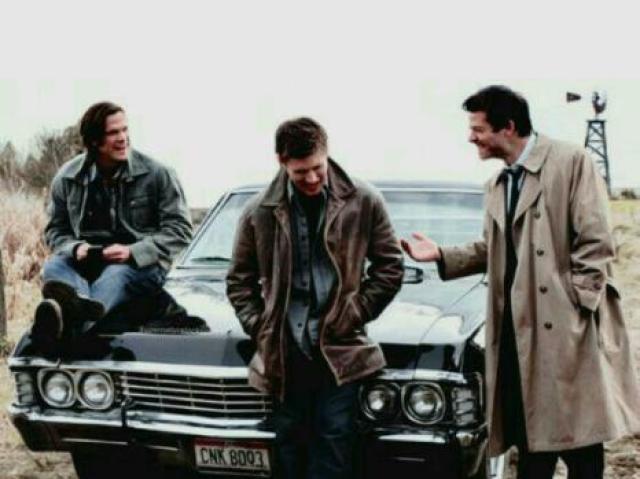 Quem você namoraria em Supernatural?